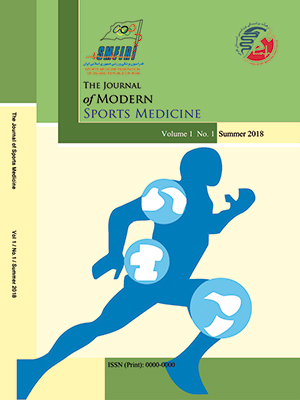 Novin Journal of Sports Medicine